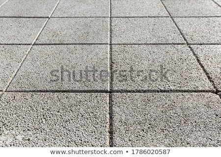 Modern concrete paving blocks texture Stock photo © stevanovicigor