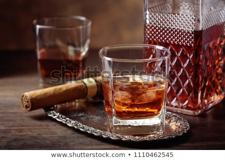 Cigar and luxury. Stock photo © Fisher