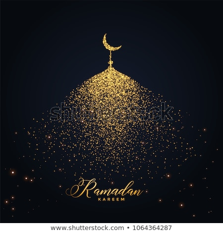 Creative ramadan festival accueil mosquée Photo stock © SArts