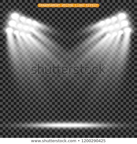 стадион спорт облака этап Сток-фото © boggy