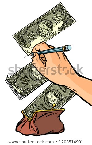 pound · para · para · finanse · revolver · el - stok fotoğraf © rogistok