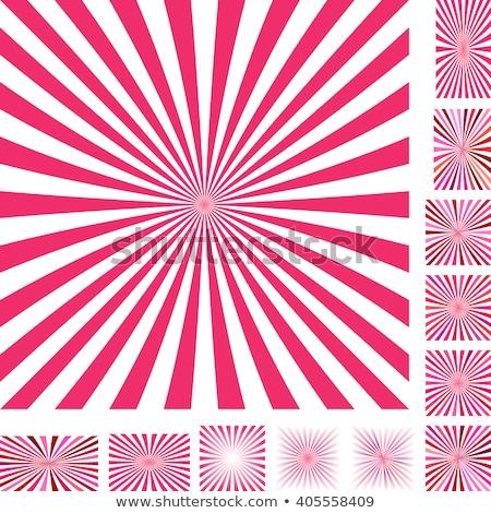 набор цирка иллюстрация Vintage рисунок графических Сток-фото © bluering