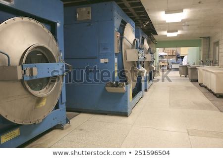 Têxtil edifício indústria trabalhando Foto stock © Lopolo