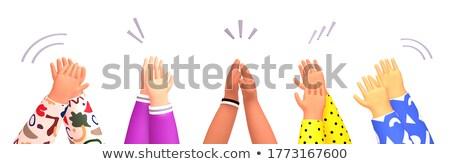 連帯感 カップル ビーチ 少女 愛 幸せ ストックフォト © Gafter_Shuster
