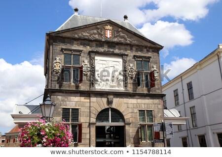 Stock fotó: Múzeum · sajt · Hollandia · Hollandia · város · utazás