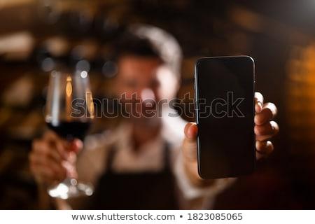 Wine offer. Stock photo © lithian