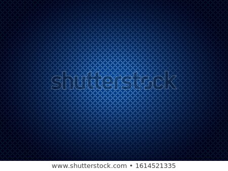 blue metallic background with squares stock photo © monarx3d
