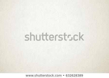 Marrom branco papel ambiente Foto stock © sweetcrisis