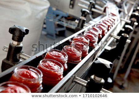 tomato sauce, ketchup Stock photo © M-studio