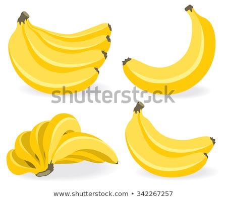 One bundle of banana Stock photo © zzve