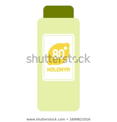 cologne bottle stock photo © arenacreative