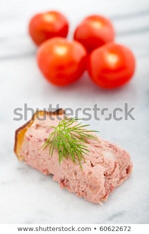 lever · appel · marmer · vers · cocktail · tomaten - stockfoto © raphotos
