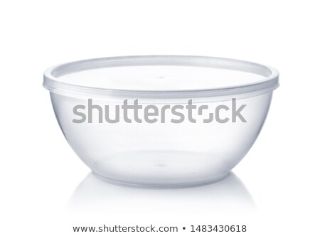 plastic bowls Stock photo © nito