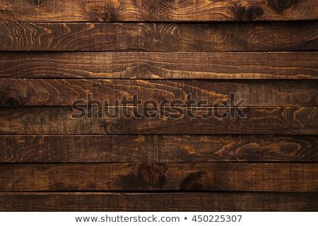 Rustic wooden background Stock photo © Zerbor
