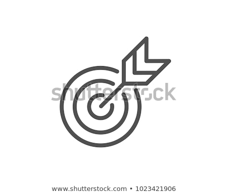 Business Goals Icon Stock photo © WaD