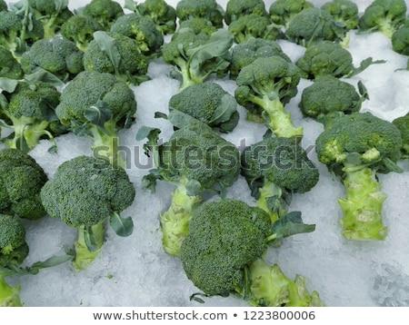 Fresh broccoli florets Stock photo © Digifoodstock