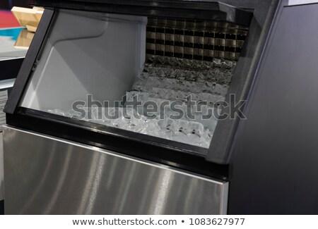 Ice Machine Stock photo © cteconsulting