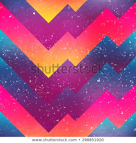 Abstract brightly colored funky background Stock photo © milsiart