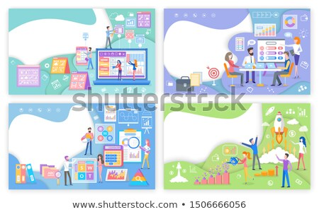 Business Software Solution, Create Proposition Stock photo © robuart