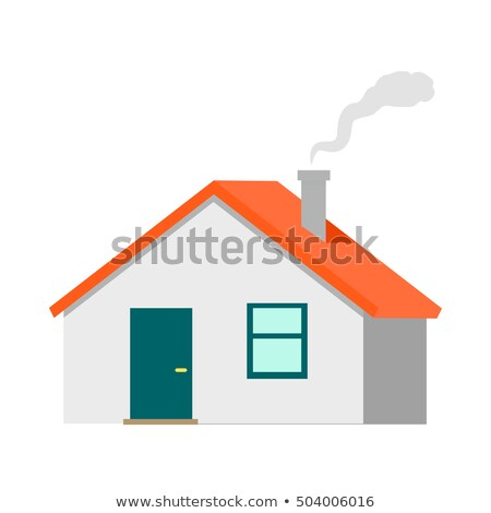 simple · inmobiliario · iconos · vector · ordenador - foto stock © cidepix
