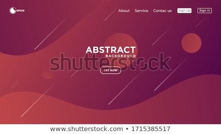 3D · 粒子 · ダイナミック · 抽象的な - ストックフォト © sarts