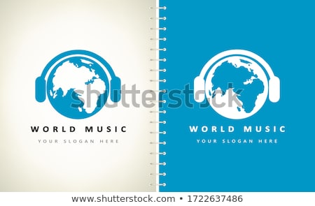 Planet Music Stock photo © Nekiy
