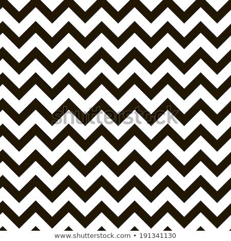Falisty Ripple wektora bezszwowy czarno białe Zdjęcia stock © samolevsky