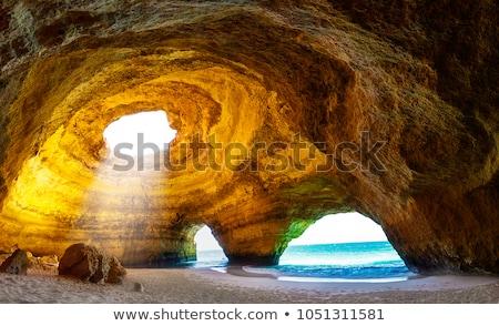 красивой Кальцит большой аннотация земле путешествия Сток-фото © smithore