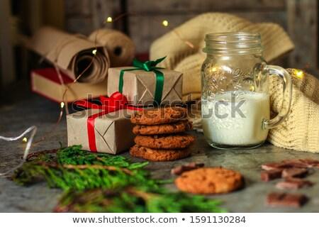 料理 シェルフ 異なる ブランド 新しい レストラン ストックフォト © fiphoto
