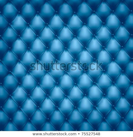 Blue upholstery leather  Stock photo © stoonn