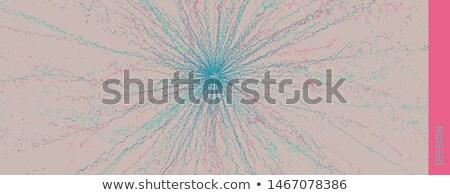 abstract exploding background stock photo © keofresh