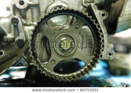 water pump for internal combustion engine Stock photo © marekusz