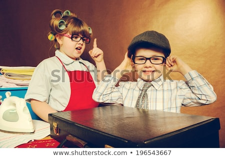 előadás · lányok · kettő · fiatal · tánc · pózol - stock fotó © photography33