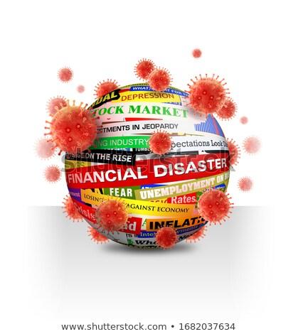 Retirement 3D Sphere Stock photo © kbuntu