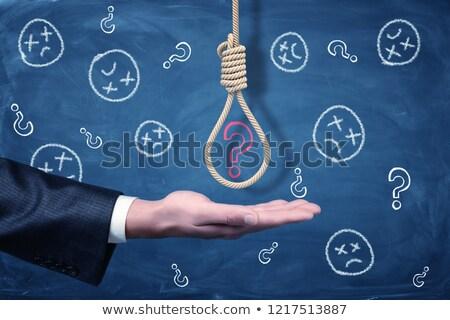 corporare slipknot Stock photo © dolgachov