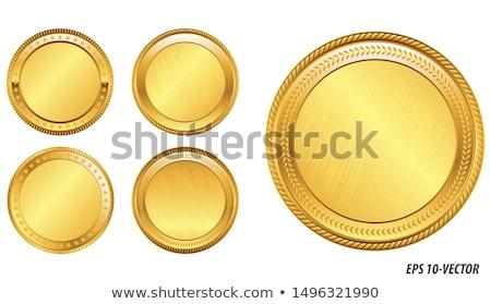 Blank coins stock photo © haiderazim