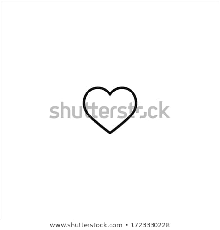 heart as symbol of love stock photo © hermione