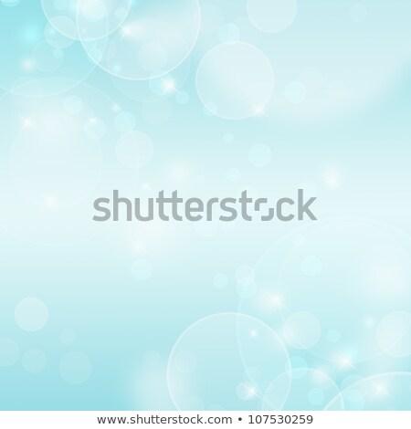 Especial azul abstrato tecnologia vermelho imprimir Foto stock © place4design