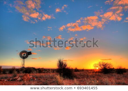 outback water tank stock photo © itobi