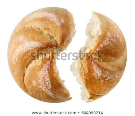 sandviç · iki · tatlı · kek · şeker · tatlı - stok fotoğraf © jarp17