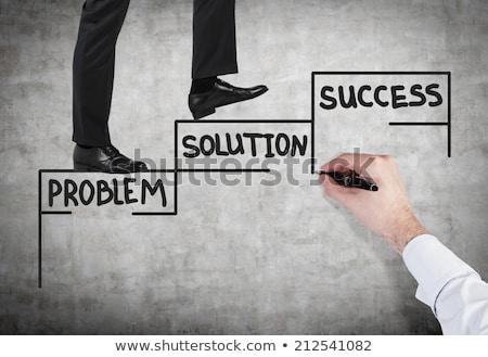 Success Problems Stock photo © Lightsource
