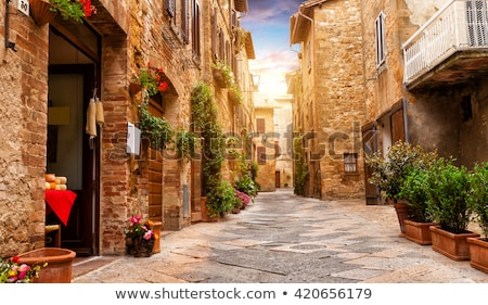 Street in Italy Stock photo © ifeelstock