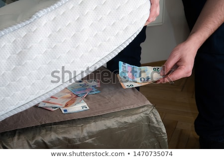 cash in hiding place Stock photo © italianestro