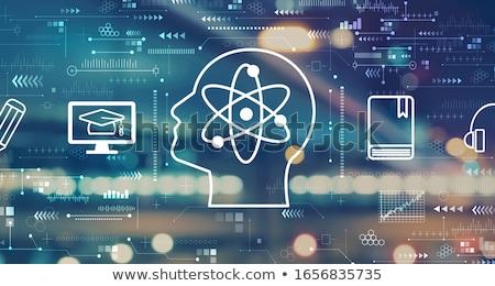 を · 訓練 · にログイン · キーボード · ビジネス · コンピュータ - ストックフォト © tashatuvango