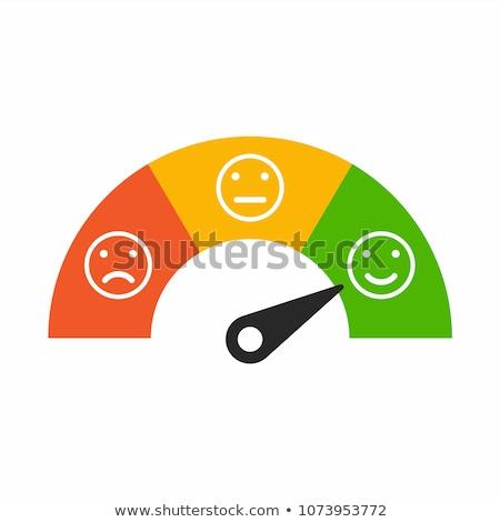 pobre · atendimento · ao · cliente · avaliação · mão · verificar - foto stock © ivelin