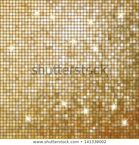 удивительный · шаблон · дизайна · золото · прибыль · на · акцию · 10 - Сток-фото © beholdereye