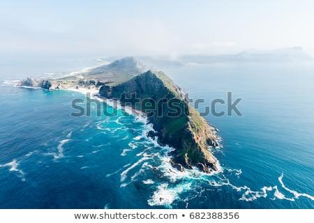 良い · 希望 · 海岸 · 半島 · 南アフリカ · ポイント - ストックフォト © vividrange