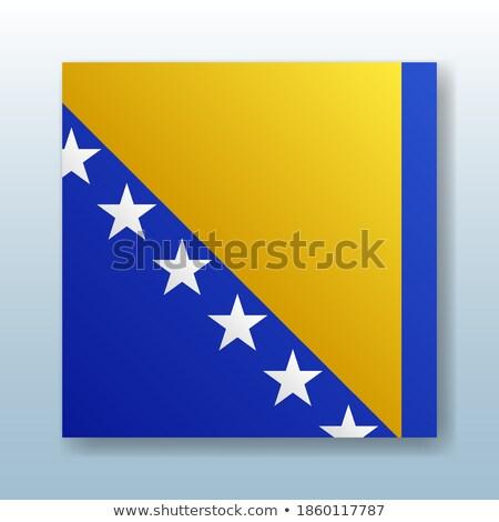 button as a symbol bosnia stock photo © mayboro1964