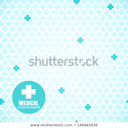 light medical seamless pattern stock photo © voysla