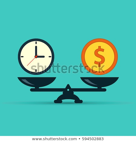 Price Value Balance Scale Concept Stock photo © ivelin